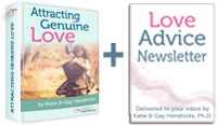 Attracting Genuine Love + Newsletter