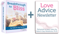 Breakthrough To Bliss + Newsletter