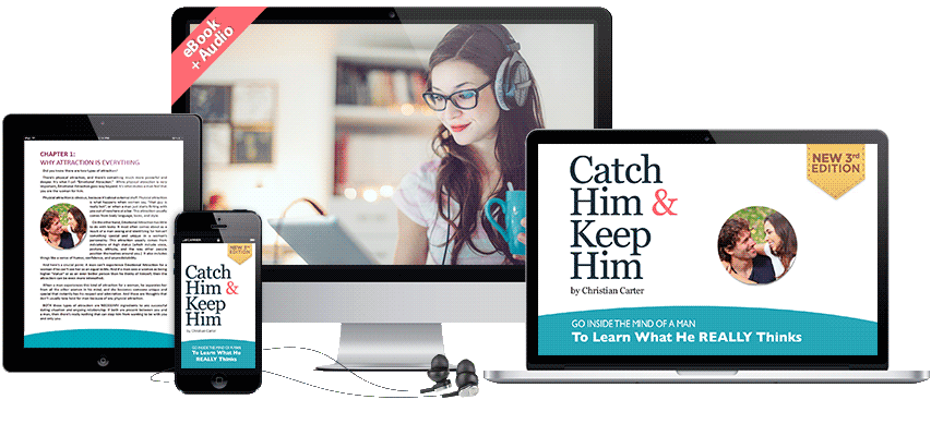 Catch Him And Keep Him By Christian Carter
