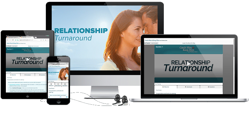 Relationship Turnaround Program Display