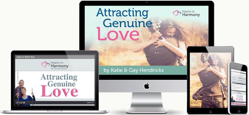 Attracting Genuine Love Program Display