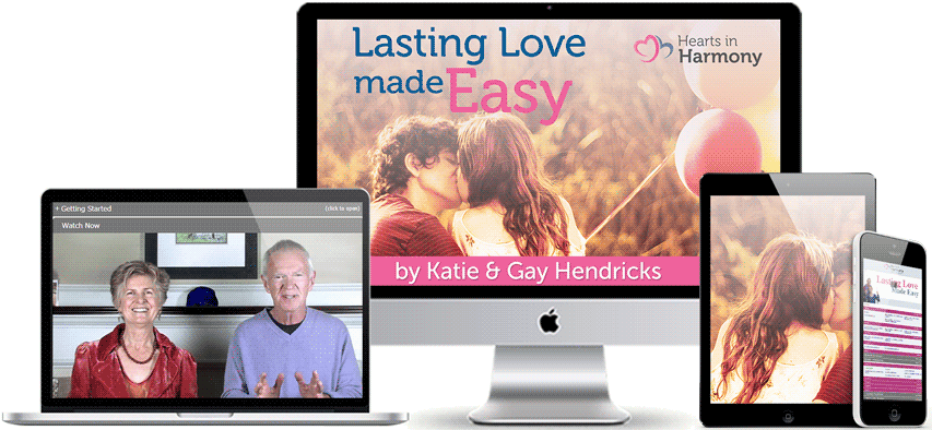 Lasting Love Made Easy Program Display