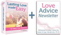 Lasting Love Made Easy + Newsletter