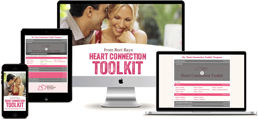 Heart Connection Toolkit Program Display